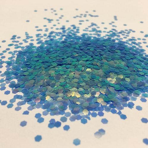 Glam Glitter- Mermaid Tears 1/12 Hex