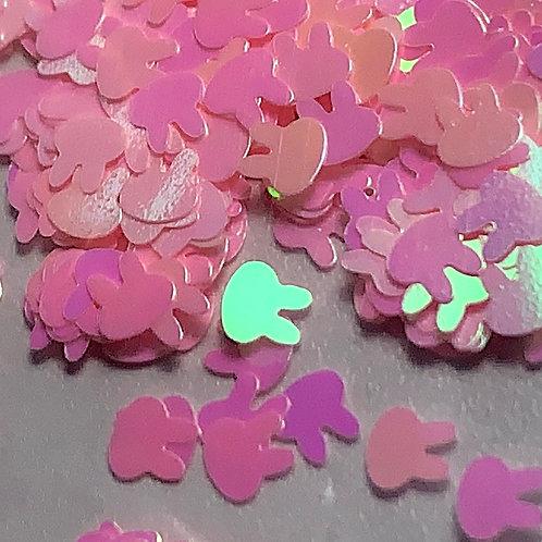 Glam Glitter - Cute Bunny Glitter (2mm)