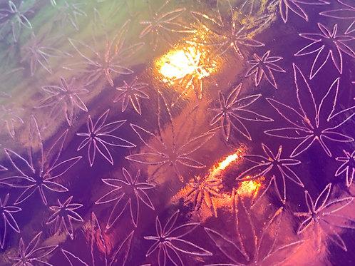 "Glam Nail Decals - Marijuana Theme Decals ( 5x5"")"