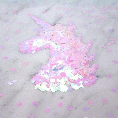 Glam Glitter - Unicorn Shaped Glitter (4mm)