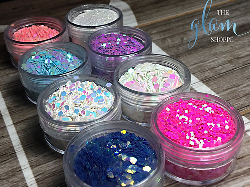 GLAM GLITTER 💜🦄🍭 Unifairy Limited Edition Mix Set