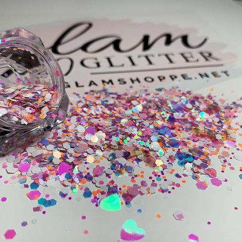 Glam Glitter - Mix - 🐰 Hippity 💗