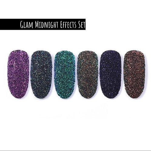 Glam Glitter - Midnight Effects Set (Fine)