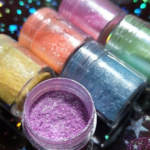 Glam Pastel Pearly Pigment Set
