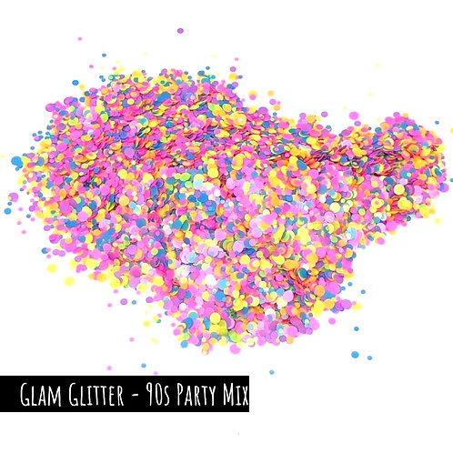 Glam Glitter - Mix - 90s Party
