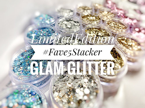 Glam Fave 5 Stacker