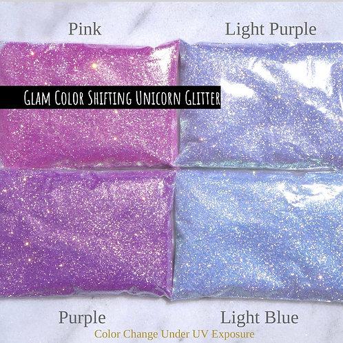 Glam Glitter - Color Shifting Unicorn Glitter- Extra Fine