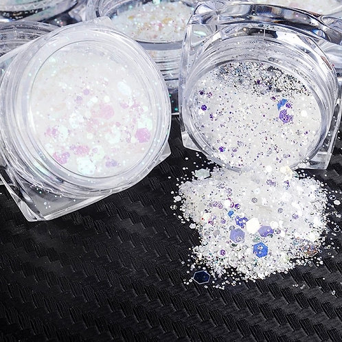 Glam Glitter - Glam Iridescent Everything Collection 12pc Set