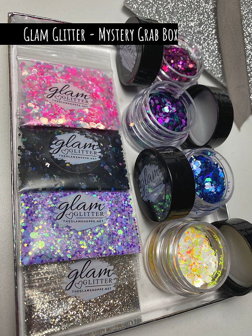 Glam Glitter - Surpise Grab Box! (Fine, Chunky, or Combo)