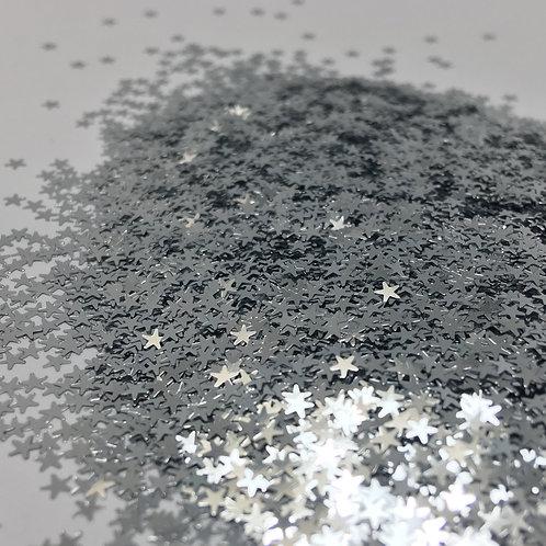 Glam Glitter- Chroma - 1.5 mm Stars