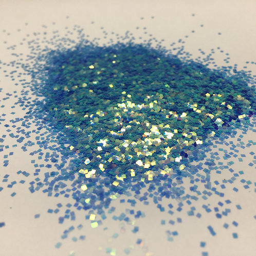 Glam Glitter- Mermaid Tears 1mm Square