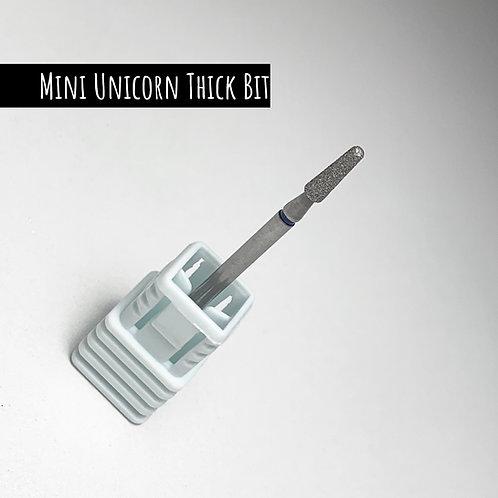 Glam Nail Bits - Mini Unicorn Thick Bit