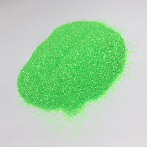 Glam Glitter- Neon Lime Extra Fine