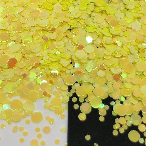 Glam Glitter - Mix - Juicy Fruit
