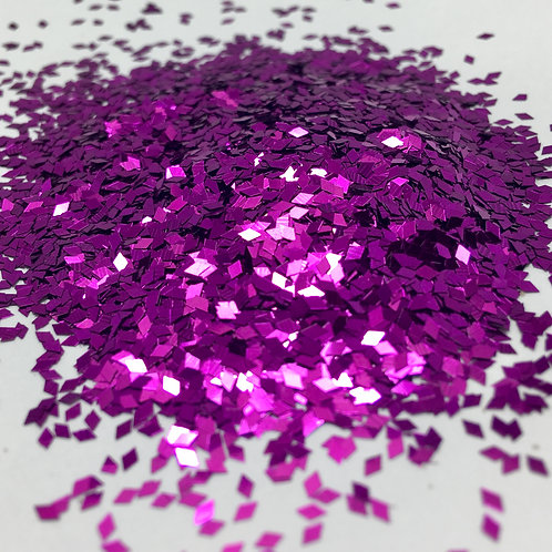 Glam Glitter- Vamped 1mm Diamond