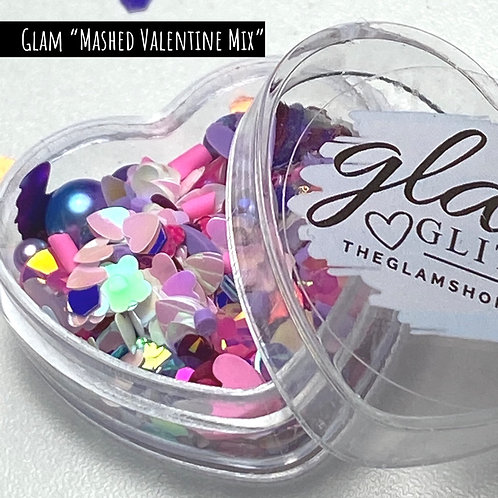 Glam Glitter - Mix - Mashed V•Day Mix