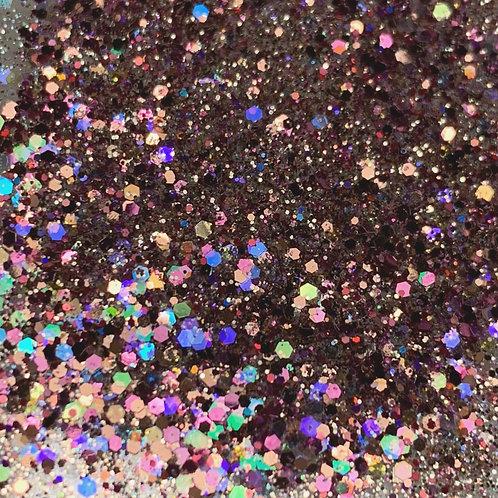Glam Glitter - Mix - Pink Bliss