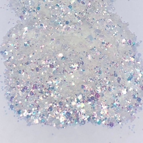 Glam Glitter - Mix - Opalescent