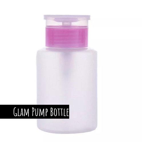 Glam Pump Bottle for Liquids