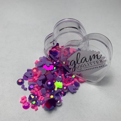 Glam Glitter - Mix - Mashed Spring Mix