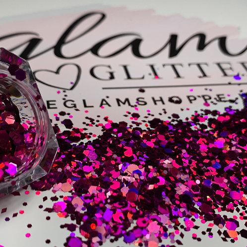Glam Glitter - Mix - Precarious