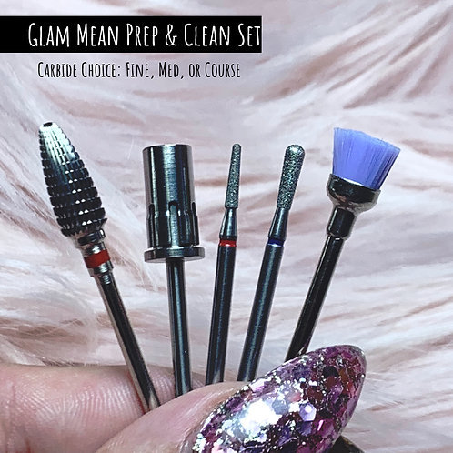 Glam Mean Prep and Clean Set