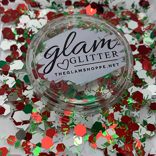 Glam Glitter - Mix - Ugly Sweater