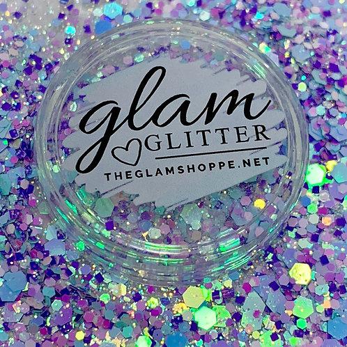 Glam Glitter - Mix - Unicorn Fluff 🦄