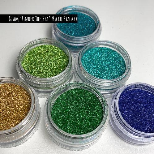 Glam Glitter - Glam Under the Sea Micro Glitter Stacker