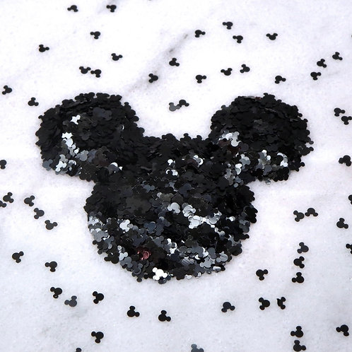 Glam Glitter - Mickey Mouse (1.5mm)