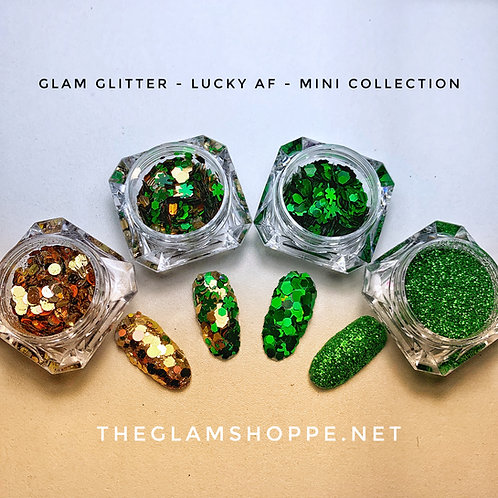 Glam Glitter - 🍀 Lucky AF Mini Collection