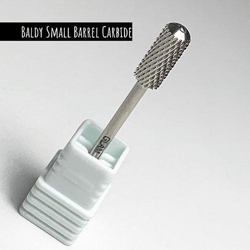 Glam Nail Bits - Baldy Small Barrel Carbide (Course)