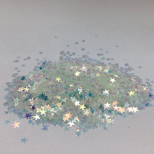 Glam Glitter- Somewhere Above 2.5mm Star