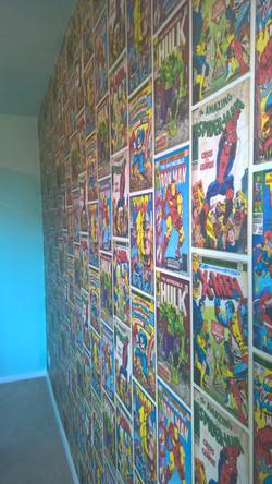 Marvel feature wallpaper