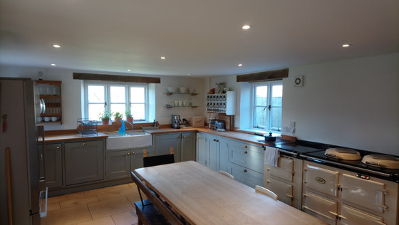 Decorating Period Properties West Oxfordshire