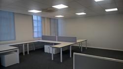 Office refit in Slough