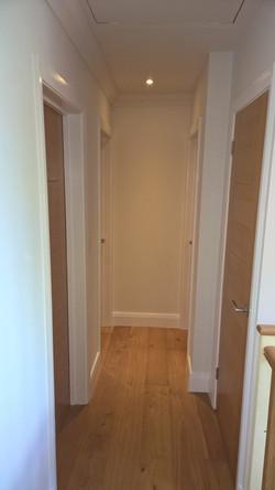Small hallway decoration