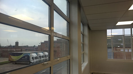 Office redecoration for Dulux in Slough