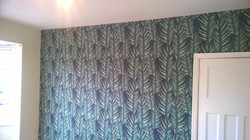 Feature Wallpaper Jungle Print