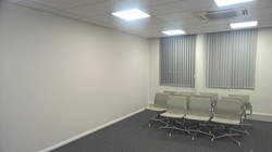 Meeting room redecoration