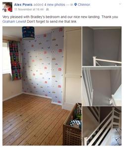 Boy's bedroom idea