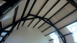 Church Hall Ceiling