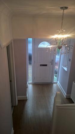 Hallway decorator