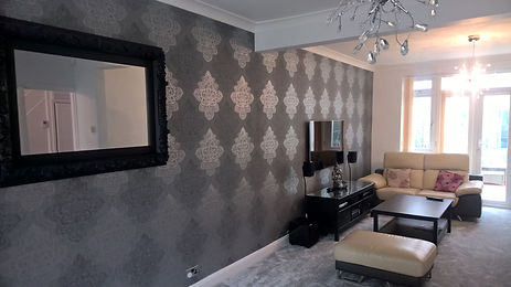 Interior decoration work in Slough