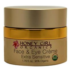 Honey Girl Organics Ex. Sensitive Face & Eye Cream