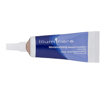 Illuminare Moisturizing Mineral Foundation