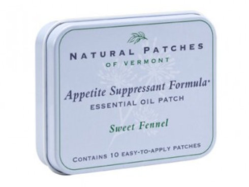 Natural Patches ~ Fennel / Appetite Suppressant