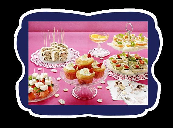 Ideen für den Polterabend und Catering