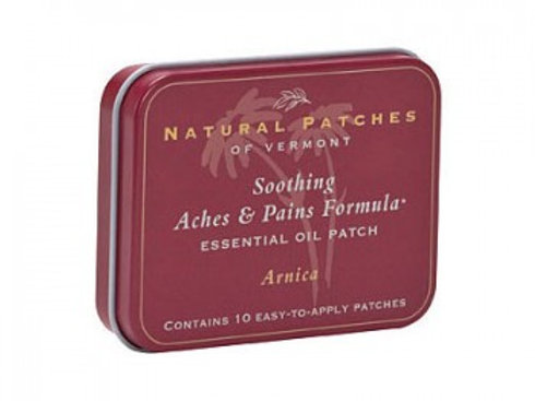 Natural Patches ~ Arnica / Aches & Pains Formula