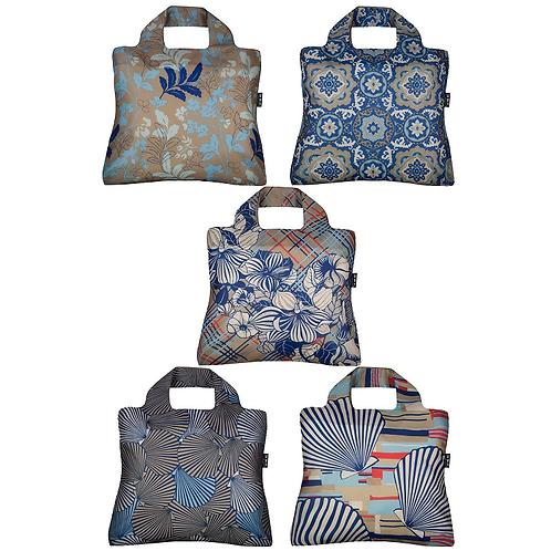 Envirosax Mallorca Reusable Five-Bag Set with Pouch